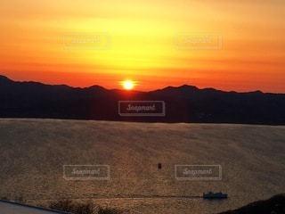 夕日の写真・画像素材[3357755]