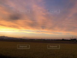 自然,風景,空,屋外,雲,夕暮れ,景色,クラウド