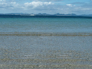 風景,海,空,波,水面,海岸