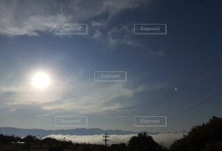 空,太陽,朝日,雲,正月,雲海,お正月,日の出,新年,初日の出