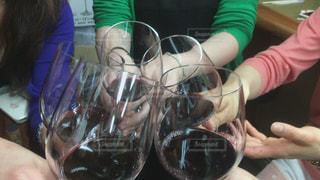 女性,ワイン,乾杯,飲み会,女子会,友達
