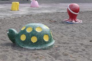 子ども,公園,屋外,砂,遊ぶ,外,地面,カメ,遊具,懐かしい,思い出,タコ,亀,砂場,遊び場,かめ