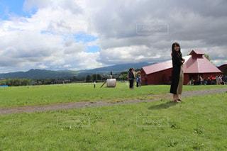 緑豊かな地の写真・画像素材[3197275]