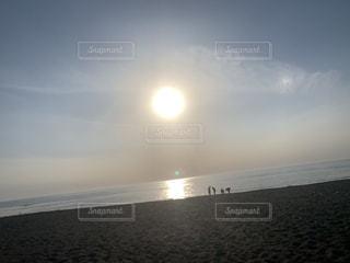 夕日の写真・画像素材[3419655]