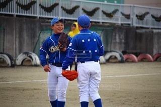 野球少年の写真・画像素材[3645172]
