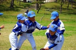 野球少年の写真・画像素材[3645207]