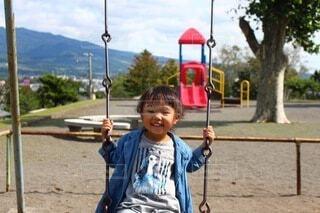 公園楽しいねの写真・画像素材[3680202]
