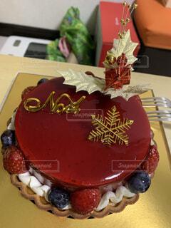 ケーキの写真・画像素材[4003676]