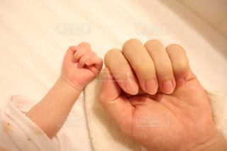 赤ちゃんとママの写真・画像素材[3230515]