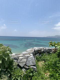 自然,海,空,夏,ビーチ,海岸,無加工,眺め