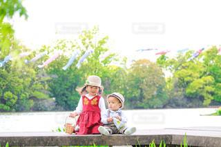 子供の日の写真・画像素材[3201290]