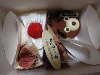 お祝い,装飾,誕生日ケーキ,ホールケーキがなかった