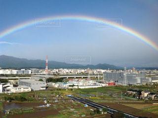 虹の写真・画像素材[3259766]