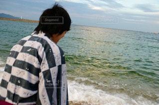 男性,空,屋外,ビーチ,水面,海岸,人,浴衣,淡路島