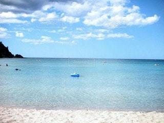 自然,風景,海,空,屋外,湖,ビーチ,ボート,島,青,砂浜,水面,海岸,泳ぐ,日中