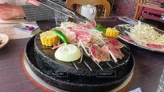 焼き肉の写真・画像素材[3214490]