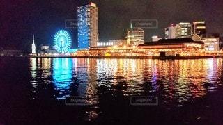夜景の写真・画像素材[3223740]