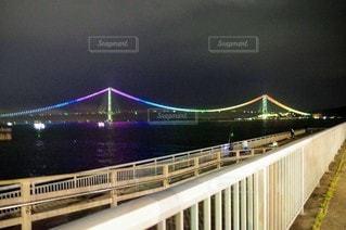 明石海峡大橋の写真・画像素材[3225176]