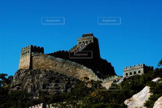 万里の長城の写真・画像素材[3249488]