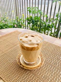 ダルゴナコーヒー作りました!の写真・画像素材[3277171]