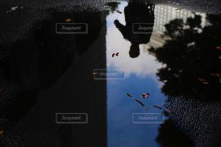 足下の空。の写真・画像素材[2165380]