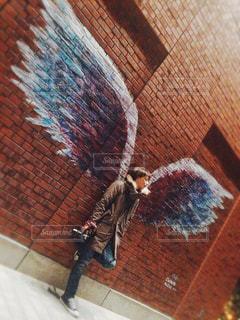 翼を。の写真・画像素材[2230621]