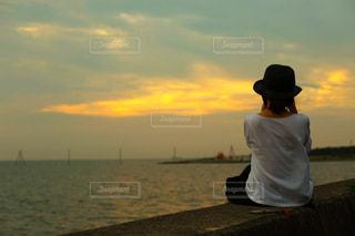 海辺の想い出。の写真・画像素材[2313428]