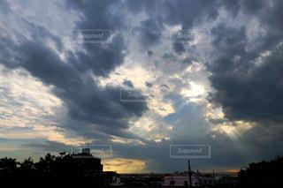 黄昏時。の写真・画像素材[2411568]