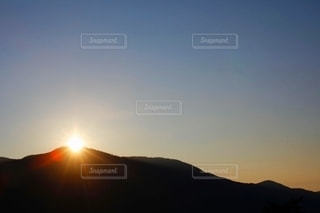 朝陽の時間。の写真・画像素材[2638199]