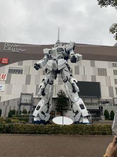 像,お台場,ガンダム,ロボット,ユニコーンガンダム,ダイバーシティ東京