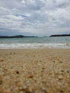 自然,海,空,夏,ビーチ,水面,癒し