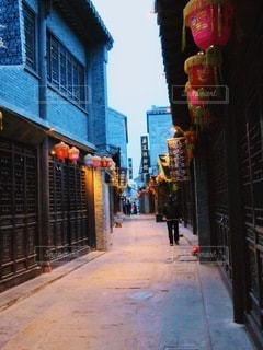 風景,綺麗,景色,観光,中国,通り,beautiful,老街,江蘇省,淮安,河下古鎮