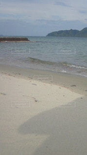 自然,砂浜,海岸