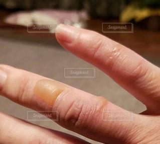 手,指,人