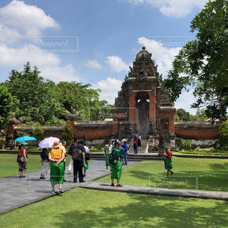 風景,公園,屋外,海外,旅行,遺跡,東南アジア,寺,バリ島,文化財,インドネシア