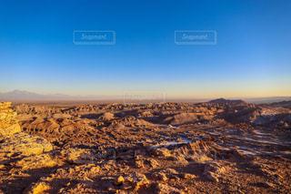 岩のクローズアップの写真・画像素材[3212515]