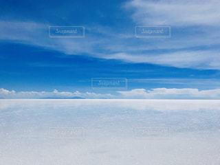 ウユニ塩湖の写真・画像素材[3245687]