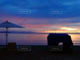 自然,風景,空,屋外,海外,太陽,ビーチ,砂浜,夕暮れ,パラオ