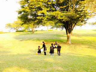 ハロウィン仮装の子供たちの写真・画像素材[3787398]
