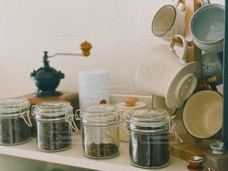 カフェ,コーヒー,COFFEE,屋内,壁,マグカップ,食器,カップ,cafe,おうちカフェ,cup,コーヒーミル,おうち時間,karita