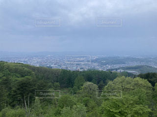 展望台からの風景の写真・画像素材[3220297]