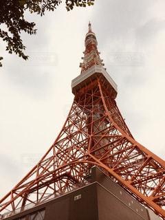 風景,空,建物,東京タワー,屋外,東京,哀愁,タワー,都会,高い,おしゃれ,構造