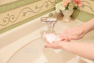 しっかり手洗い✩︎の写真・画像素材[3237111]