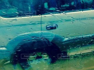 雨,水,車,タイヤ,梅雨,大雨