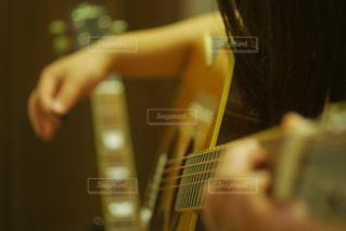 私のギターの写真・画像素材[3230028]