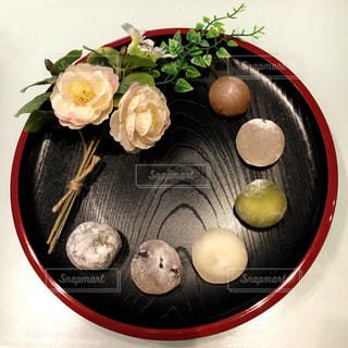 和菓子って美味しいよねの写真・画像素材[3284224]