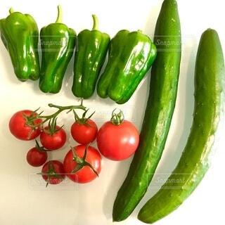 手作り野菜の写真・画像素材[3667574]