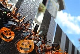 ハロウィンの装飾の写真・画像素材[3783182]