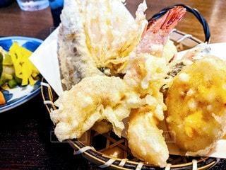 食べ物の皿の写真・画像素材[3365711]