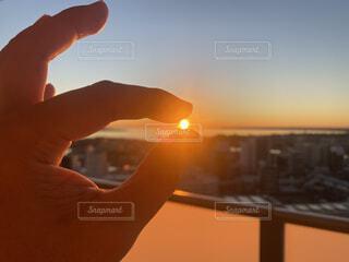 朝日,正月,お正月,日の出,新年,初日の出,みつ,あははははははは〜(´Д` ),あははははははは〜,最高だな(´Д` ),太陽ゲット(´Д` )